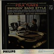 Click here for more info about 'Tony Martell - Folk Tunes, Swingin' Band Style'