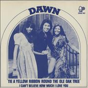 Click here for more info about 'Tony Orlando & Dawn - Tie A Yellow Ribbon Round The Ole Oak Tree'