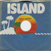 Click here for more info about 'Tony Owens - The Letter That Broke My Heart'