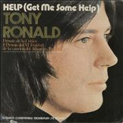 Click here for more info about 'Tony Ronald - Help (Get Me Some Help)'