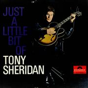 Click here for more info about 'Tony Sheridan - Just A Little Bit Of Tony Sheridan + Press Release'