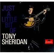Tony Sheridan Just A Little Bit Of Tony Sheridan + Press Release Germany vinyl LP