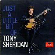 Click here for more info about 'Tony Sheridan - Just A Little Bit Of Tony Sheridan'