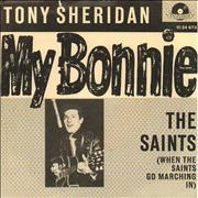 Click here for more info about 'Tony Sheridan - My Bonnie'