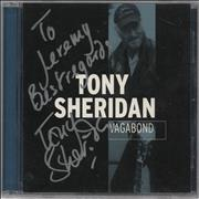 Click here for more info about 'Tony Sheridan - Vagabond - Autographed'