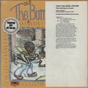 Click here for more info about 'Tony Williams (Jazz) - The Old Bum's Rush - Promo & Sealed'