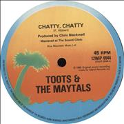 Click here for more info about 'Toots & The Maytals - Chatty, Chatty'