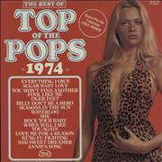 Click here for more info about 'Top Of The Pops - The Best Of Top Of The Pops '74'