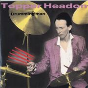 Click here for more info about 'Topper Headon - Drumming Man'