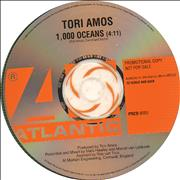 Click here for more info about 'Tori Amos - 1,000 Oceans - 2nd'