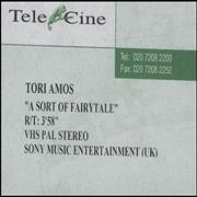Click here for more info about 'Tori Amos - A Sorta Fairytale'