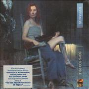 Tori Amos Boys For Pele - Sealed UK 2-CD album set