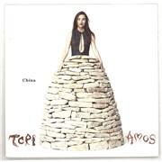 "Tori Amos China + PR Germany 7"" vinyl Promo"