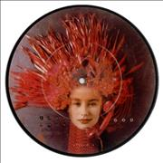 "Tori Amos God UK 7"" picture disc"