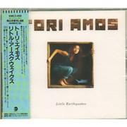 Tori Amos Little Earthquakes Japan CD album Promo