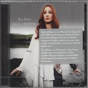 Tori Amos Night Of Hunters - Sealed Germany CD album