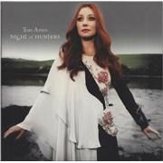 Tori Amos Night Of Hunters UK 2-LP vinyl set
