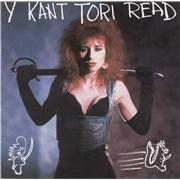 Tori Amos Y Kant Tori Read - No Deletion Cut USA CD album