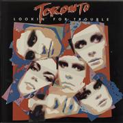 Click here for more info about 'Toronto - Lookin' For Trouble'