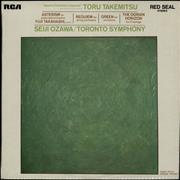 Click here for more info about 'Toru Takemitsu - Asterism / Requiem / Green / The Dorian Horizon'