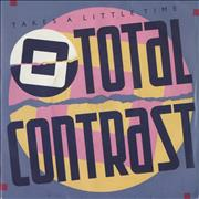 Click here for more info about 'Total Contrast - Takes A Little Time'