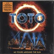 Click here for more info about 'Toto - 40 Tours Around The Sun - 180gm Orange Vinyl - Sealed'