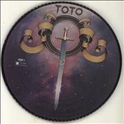 Click here for more info about 'Toto - Hold The Line + Back Insert'