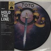 Click here for more info about 'Toto - Hold The Line - Black Friday '17'