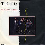 Click here for more info about 'Toto - How Does It Feel'