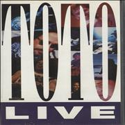 Click here for more info about 'Toto - Live'