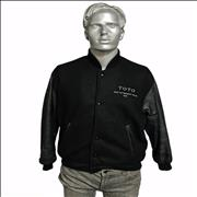 Click here for more info about 'Toto - Past To Present Tour 1990 Tour Jacket'