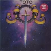 Click here for more info about 'Toto - Toto - Stickered Sleeve'