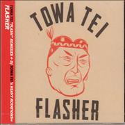 Click here for more info about 'Towa Tei - Flasher - Sealed'