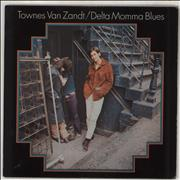 Click here for more info about 'Townes Van Zandt - Delta Momma Blues - 180gm'