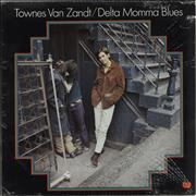 Click here for more info about 'Townes Van Zandt - Delta Momma Blues'