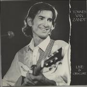 Click here for more info about 'Townes Van Zandt - Live & Obscure'
