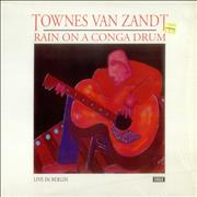 Click here for more info about 'Townes Van Zandt - Rain On A Conga Drum - Live In Berlin'