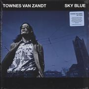 Click here for more info about 'Townes Van Zandt - Sky Blue - Blue Vinyl - Sealed'