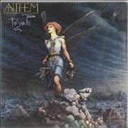 Click here for more info about 'Toyah - Anthem'