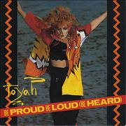 Click here for more info about 'Toyah - Be Proud Be Loud'