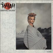 Click here for more info about 'Toyah - Don't Fall In Love (I Said)'
