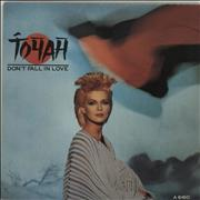 Click here for more info about 'Toyah - Don't Fall In Love'