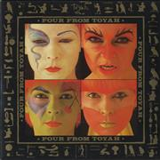 Click here for more info about 'Toyah - Four From Toyah EP'