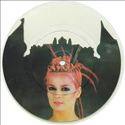 Click here for more info about 'Toyah - Ieya - Clear Vinyl At Top Of Disc'