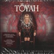Click here for more info about 'Toyah - In The Court Of The Crimson Queen - Autographed'