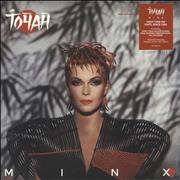 Click here for more info about 'Toyah - Minx - 180gm Red Vinyl - Sealed'
