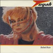 Click here for more info about 'Toyah - Rebel Run'