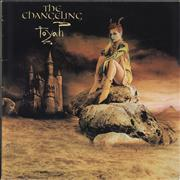 Click here for more info about 'Toyah - The Changeling + insert'