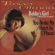 Click here for more info about 'Tracey Ullman - Bobby's Girl'