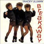 Click here for more info about 'Tracey Ullman - Breakaway - P/S'